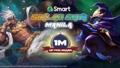Smart Siklab Saya Manila KV