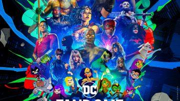 DC FanDome – October 17, 2021